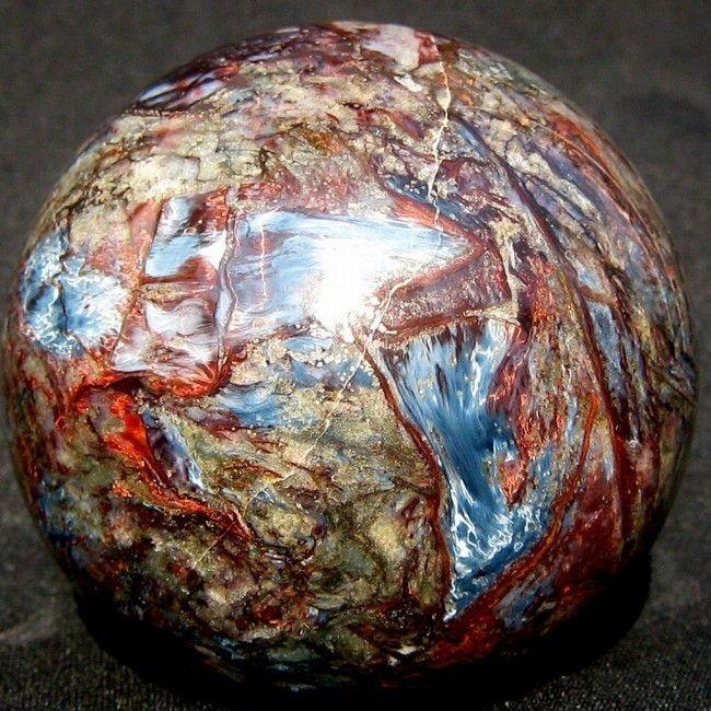 59mm Gem Pietersite Crystal Sphere/Ball-pts59ie139 | eBay