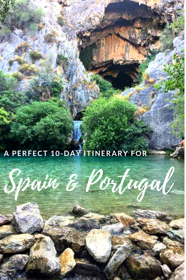 The Perfect Group Road Trip: A 10-Day Itinerary in Portugal and Spain