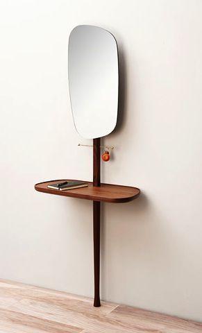 meuble console bois entrée - Le Blog déco de MLC - Furni(Fix)ture