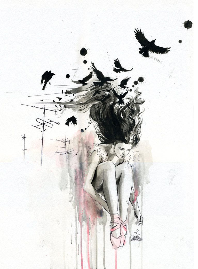 Lora Zombie--an amazing artist