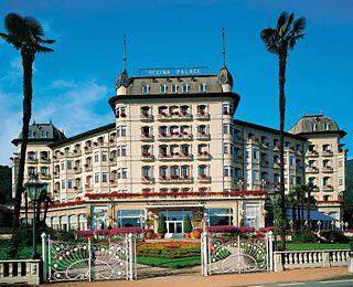 Stresa Italy Regina Palace Historic Hotels Palace Hotel Stresa Italy