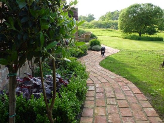Beautiful A New Cottage Path Garden By London Garden Designer Claudia De Yong