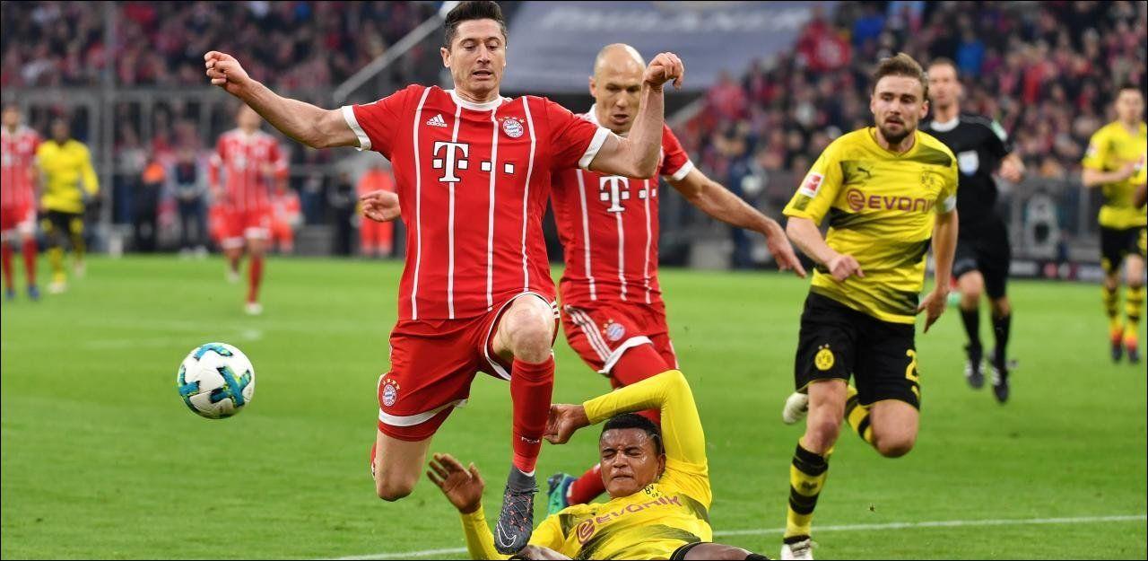 Heute Liveticker Live Sturzt Dortmund Die Bayern Jetzt In