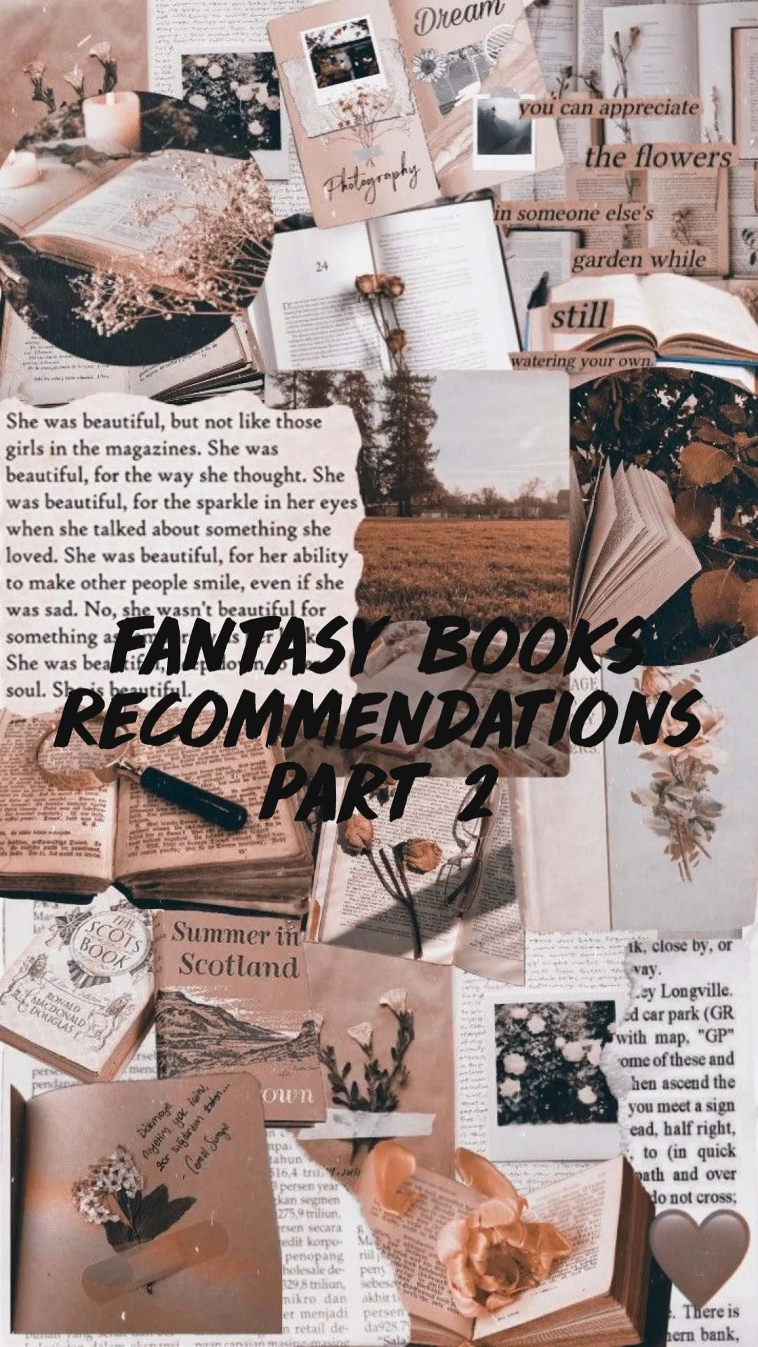 Fantasy Books Recommendations  Part 2