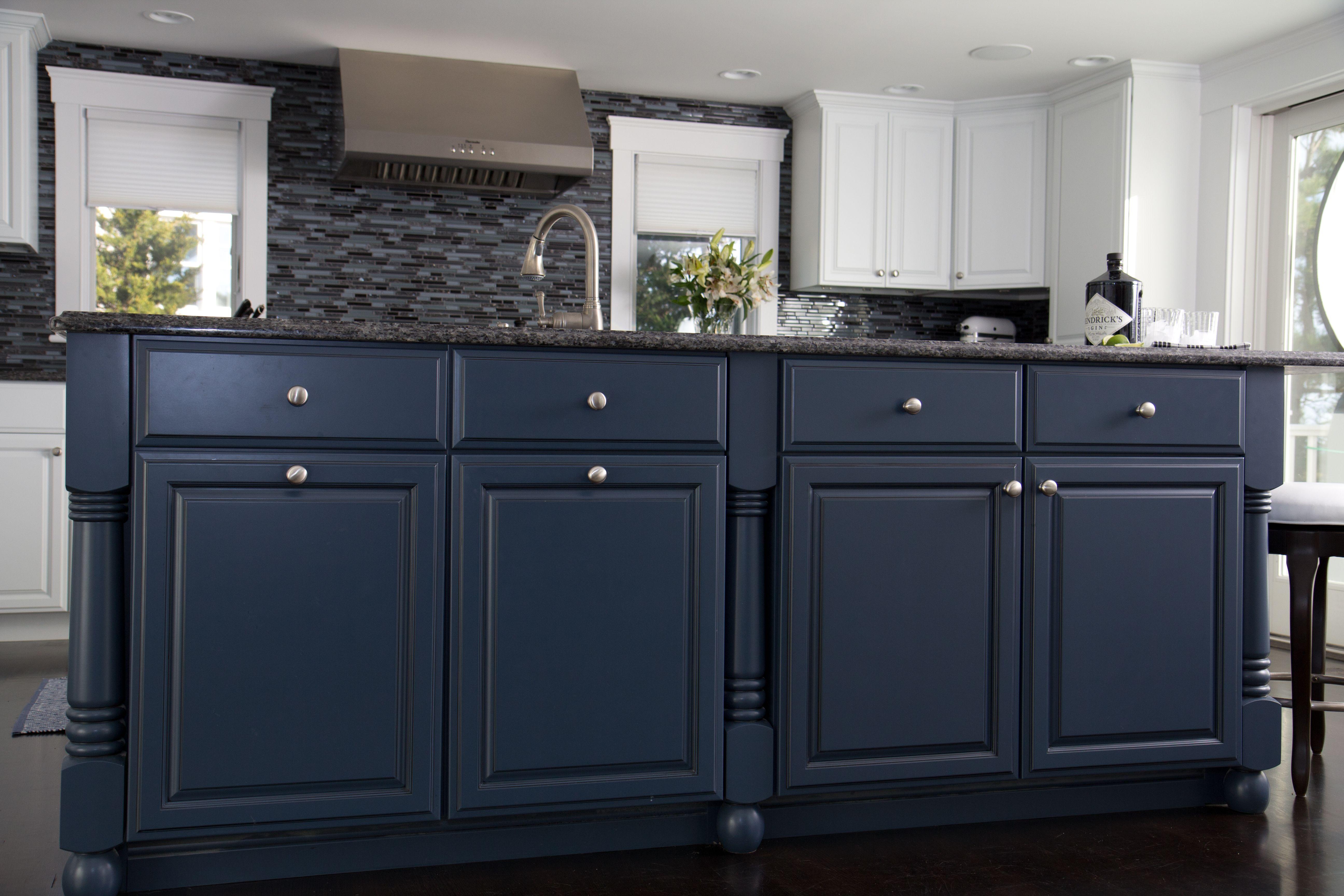 Custom Kitchen Design | Cape Cod Home | Designed in ...