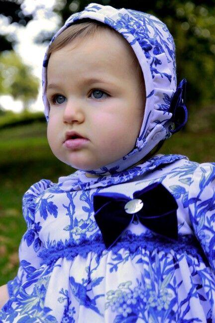 Fotografía infantil en Vigo,  retratos de bebés.