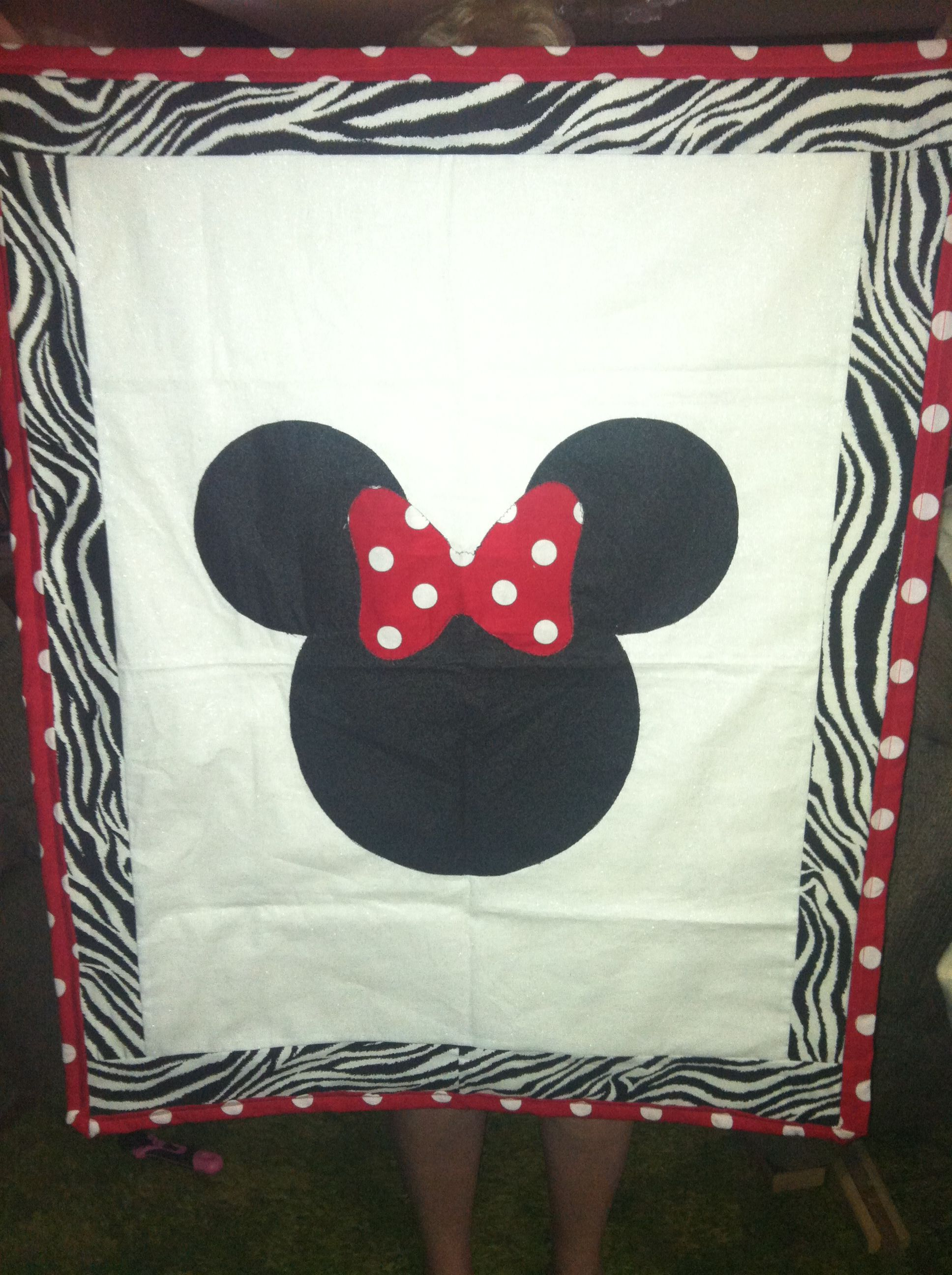 Alfombras Mickey Mouse Minnie Mouse Quilt Mickey Mouse
