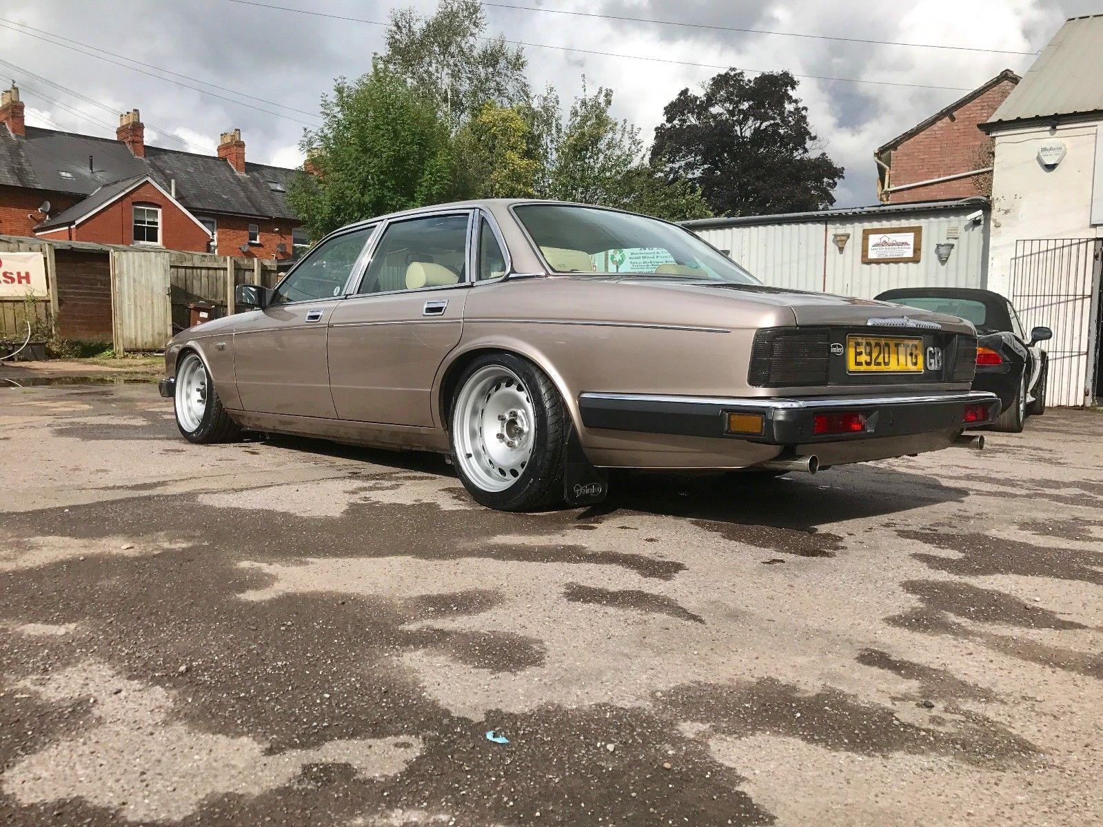 eBay: daimler 3.6 jaguar xj40 lowrider #classiccars #cars   UK ...