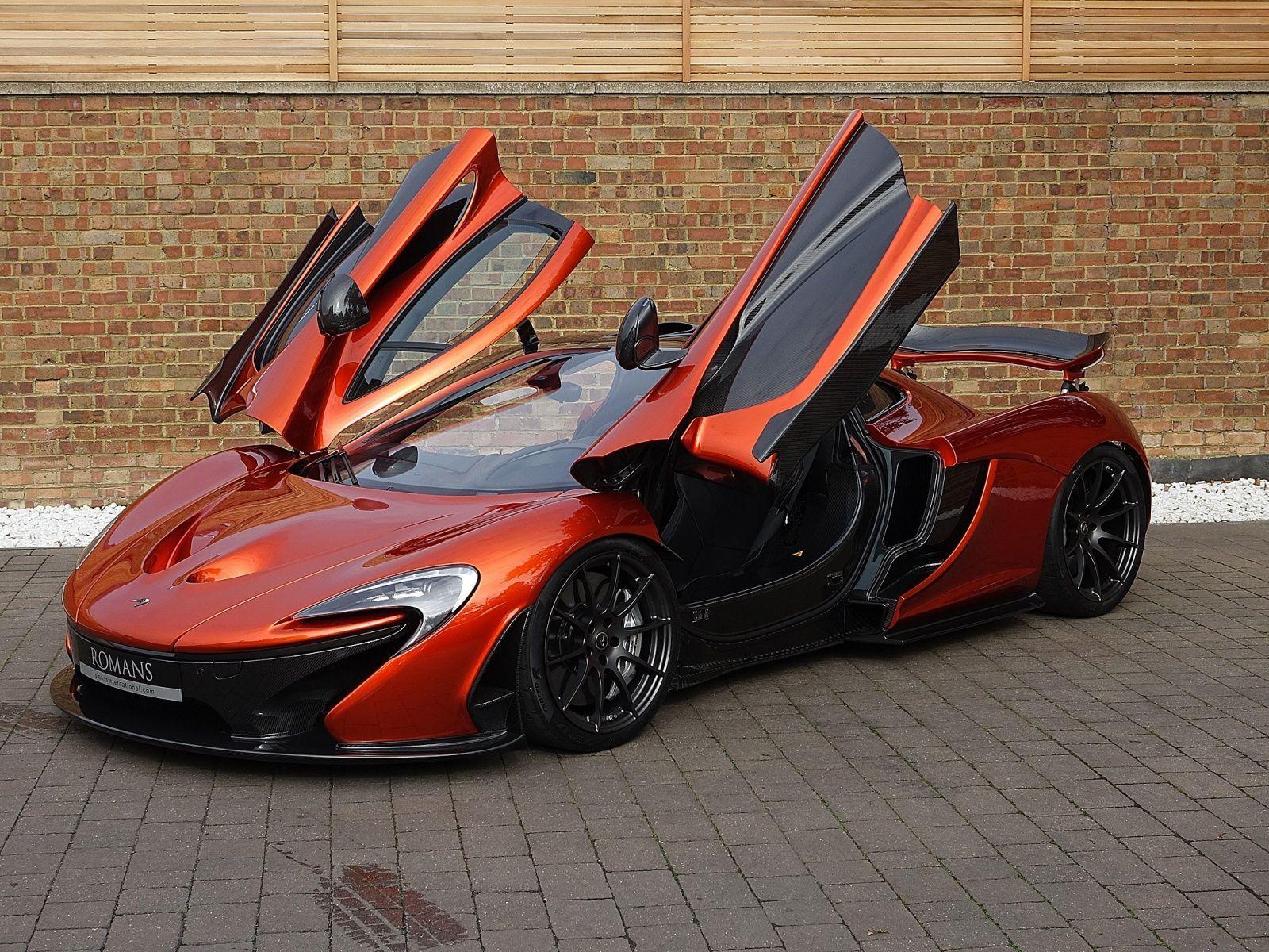 2015 McLaren P1 Classic Driver Market mclarensupercar