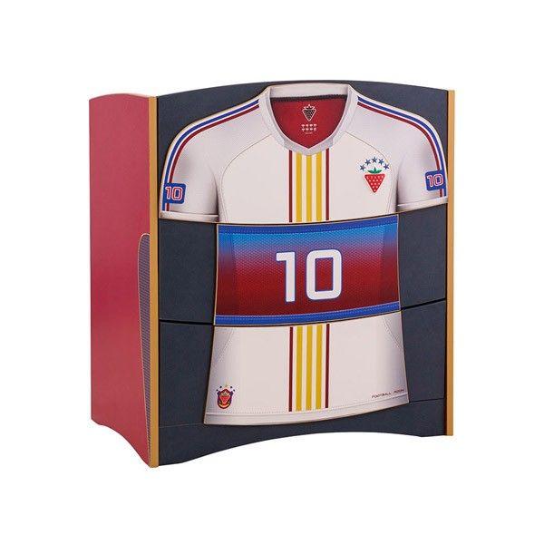 Cilek Soccer 3 Drawer Chest 20 37 1201 01 Kids Dressers Soccer Chest Of Drawers