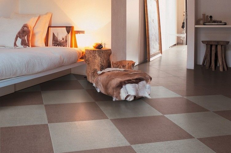 Piastrelle da pavimento in gres porcellanato smaltato rettificato