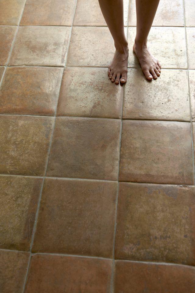 Natural Ways To Make Tile Floors Shine Tile Flooring Natural And