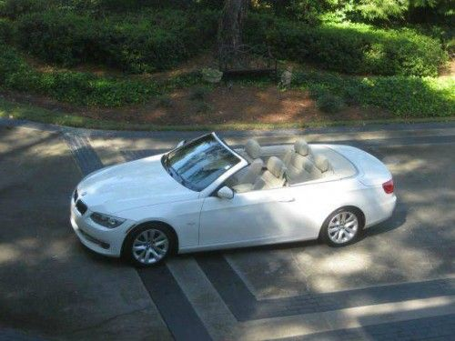 2011 Bmw 328i Convertible With Images Bmw 328i Bmw Convertible