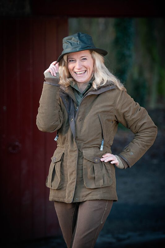 Baleno Ascot Womens Jacket features a fantastic, stylish all