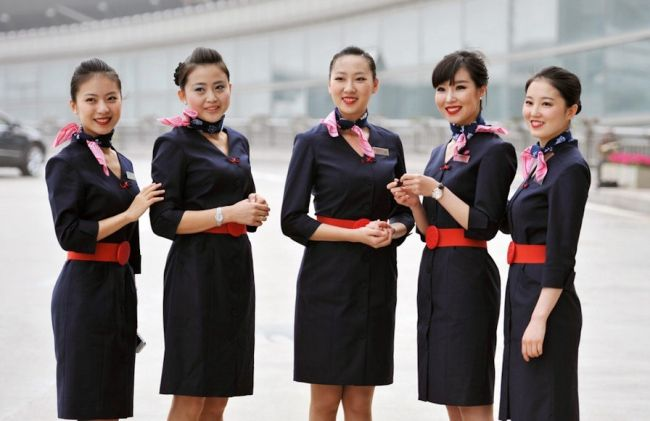 china eastern airlines cabin crew | asian airlines flight crews