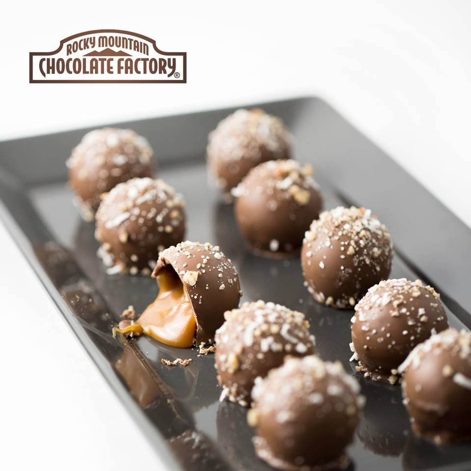 Rocky Mountain Chocolate Factory German Chocolate Caramel Bursts ...