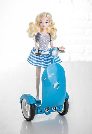 Emma Doll with Siggy