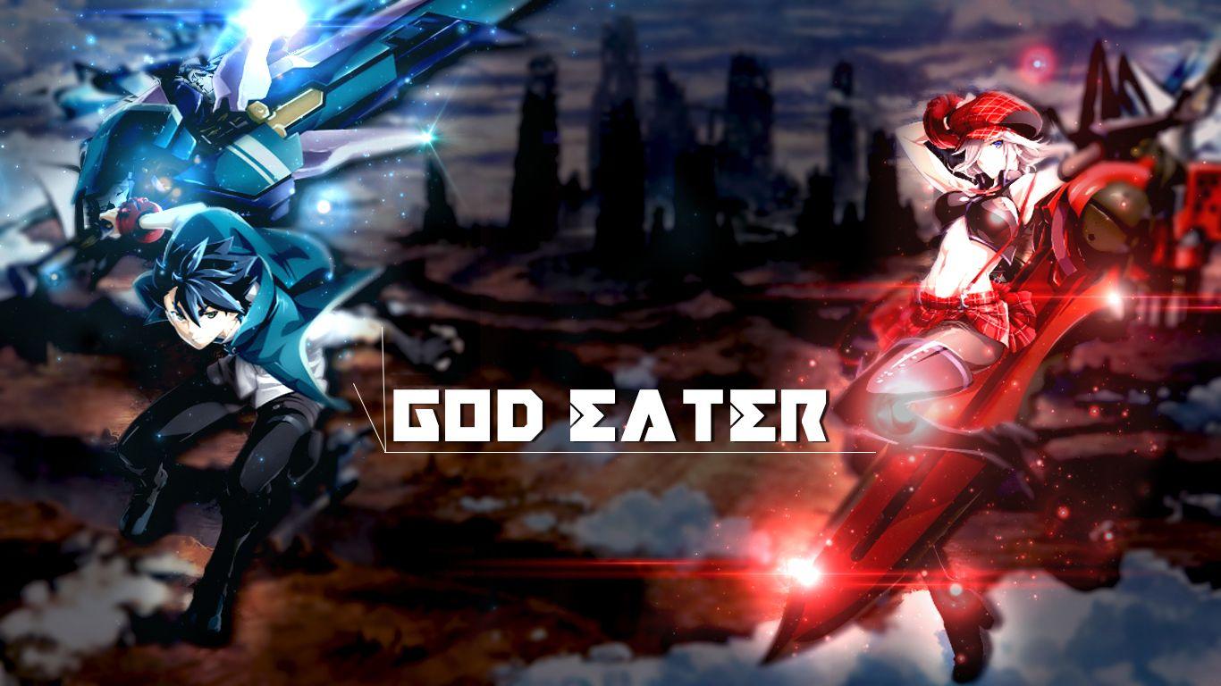 Anime God Eater Alisa Illinichina Amiella Utsugi Lenka Wallpaper