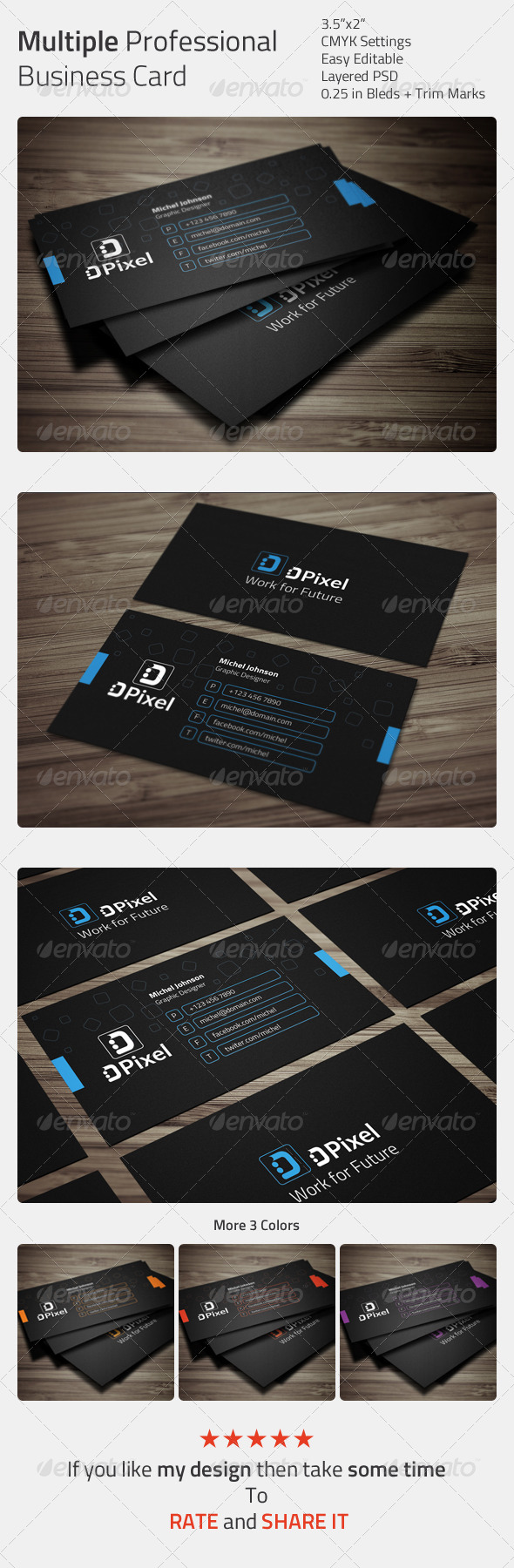 Multiple colors business card business cards seo services and multiple colors business card colourmoves