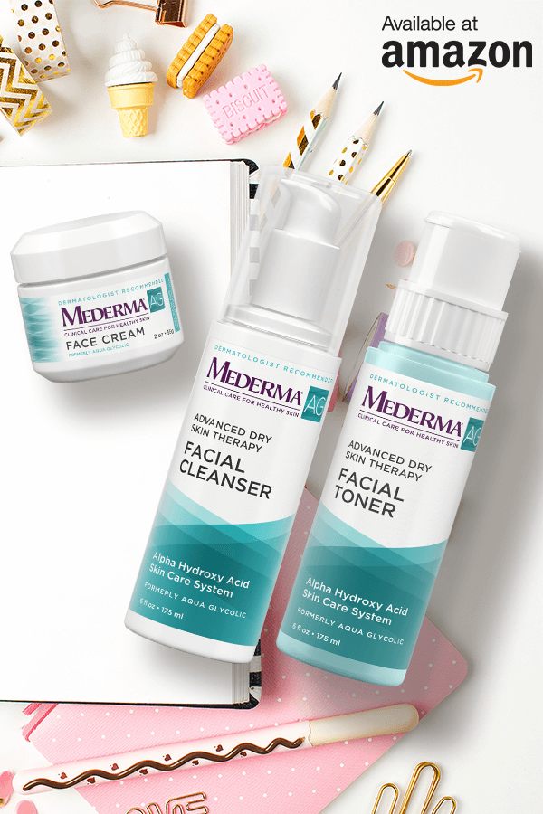 Put Mederma Ag Facial Products On Your Checklist Today Cleanse Tone Moisturize And Get Glowing Skin Dry Skin Therapy Skin Cleanser Products Mederma