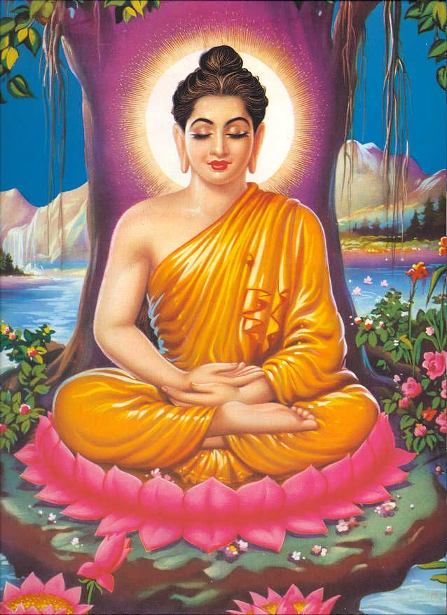Life of Shakyamuni Buddha with pictures - Prince Siddahartha ...