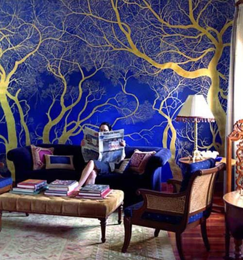 Creative Design Ideas And Crafts Personalizing Interior Decorating And Inspiring Original Solutions Mural Wall Murals Wall Painting