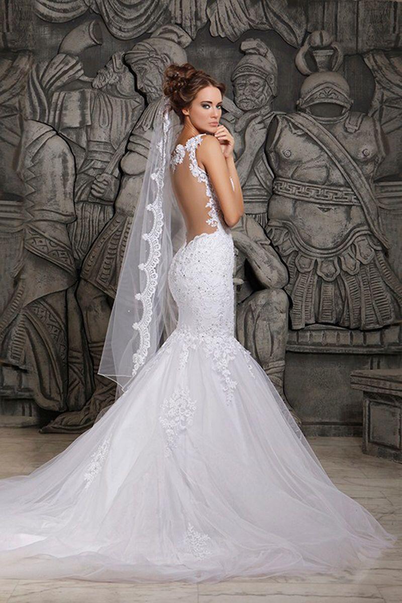 Plus size wedding dress designers  Hot Sale Plus Size Mermaid Wedding Dresses Off the Shoulder