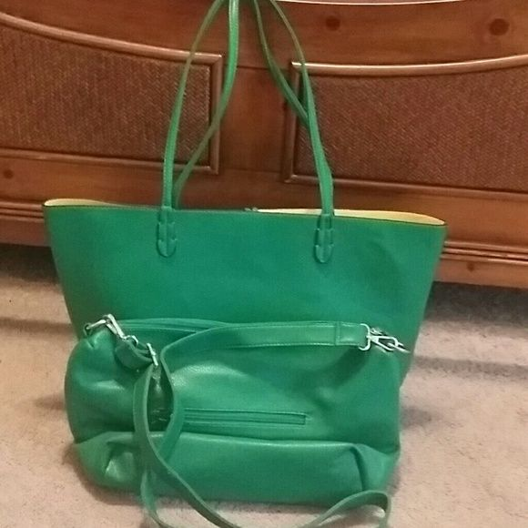 9eded79af164 BCBG LIKE COMBO TOTE Large Tote 11x17 1 2 BCBG Bags Totes · Large  ToteBcbgAll