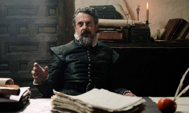 Así fue el capítulo de El Ministerio del Tiempo que trajo a Cervantes al futuro - http://www.dream-alcala.com/cervantes-pasea-hoy-por-la-alcala-de-2016-en-el-ministerio-del-tiempo/