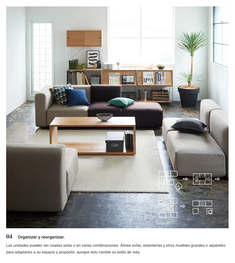 Consejos Para Vivir De Una Forma Nueva 01 10 | Compact Life. Neue  WohnungSesselIkea ...