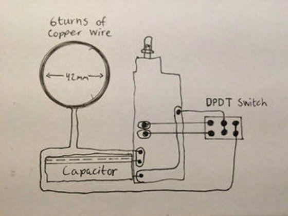 Schema Elettrico Jammer : Emp generator schema diy electronics electronics projects e