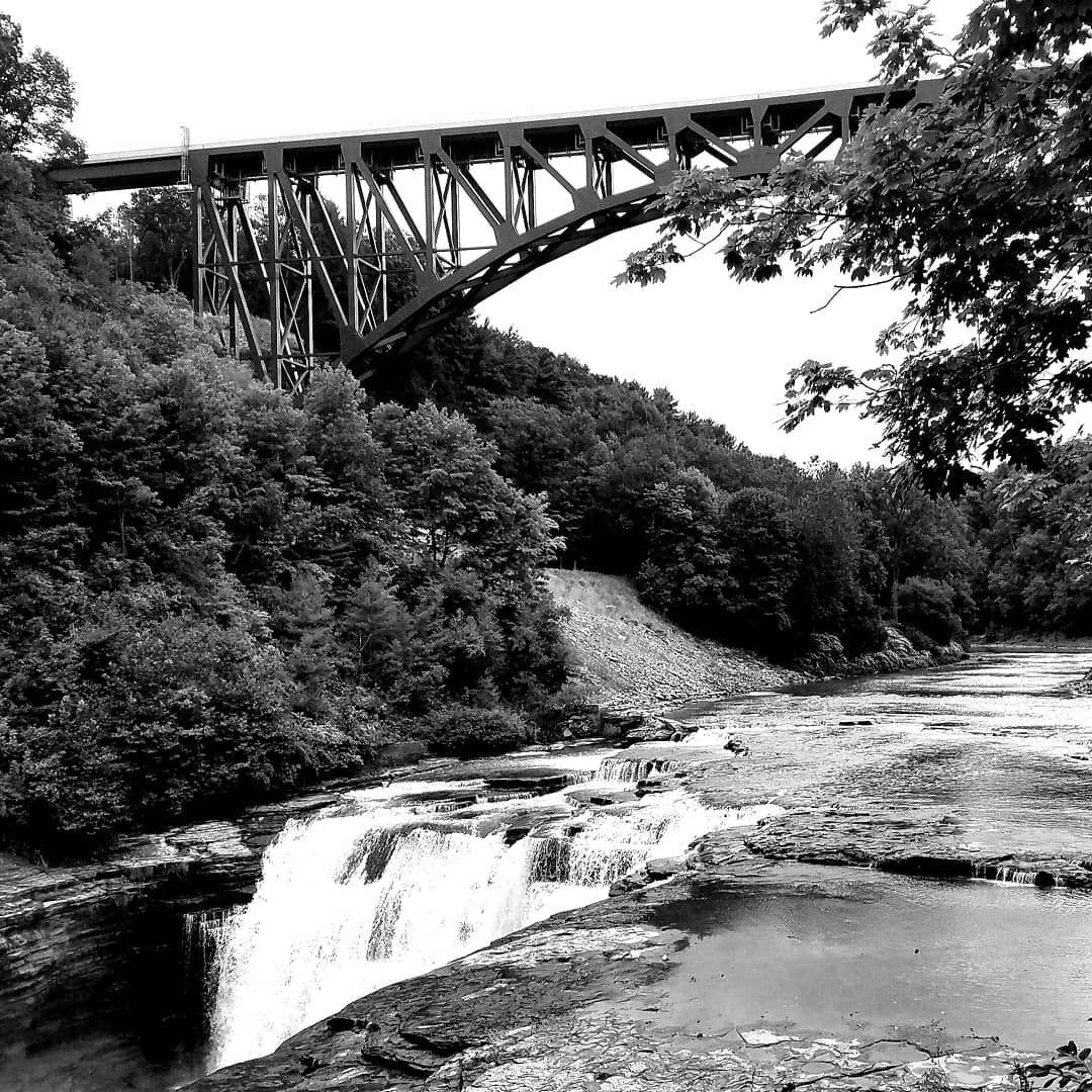 Took a trip to Letchworth State Park today. It was gorgeous. * * * #blackandwhite #nature #naturephotography #river #ravine #statepark #railroad #bridge #trail #forest #rapids #waterfall #trees #laborday #letchworthstatepark Took a trip to Letchworth State Park today. It was gorgeous. * * * #blackandwhite #nature #naturephotography #river #ravine #statepark #railroad #bridge #trail #forest #rapids #waterfall #trees #laborday #letchworthstatepark