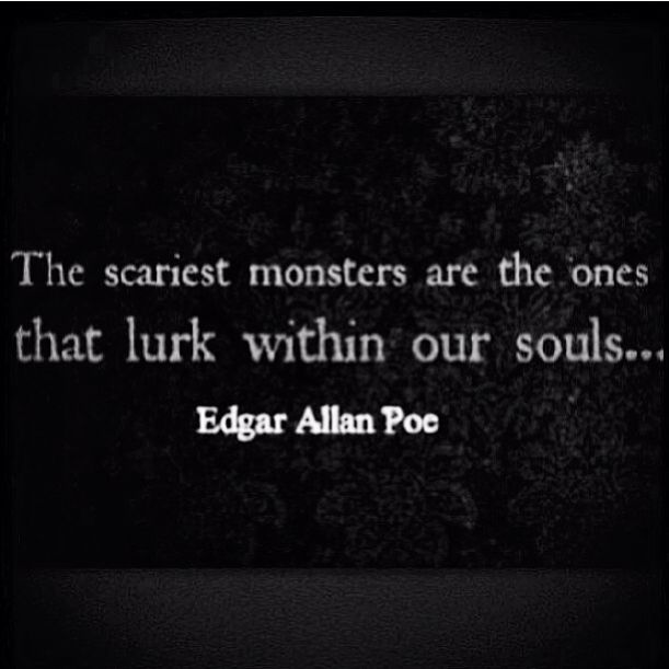 Edgar Allan Poe Quotes: Unencumbered Numbered Words