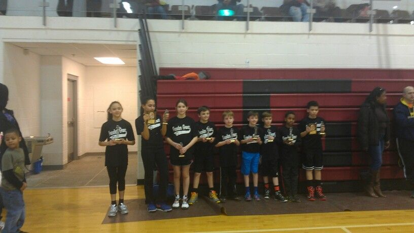 Cya first place Wrestling, Teams, Basketball court