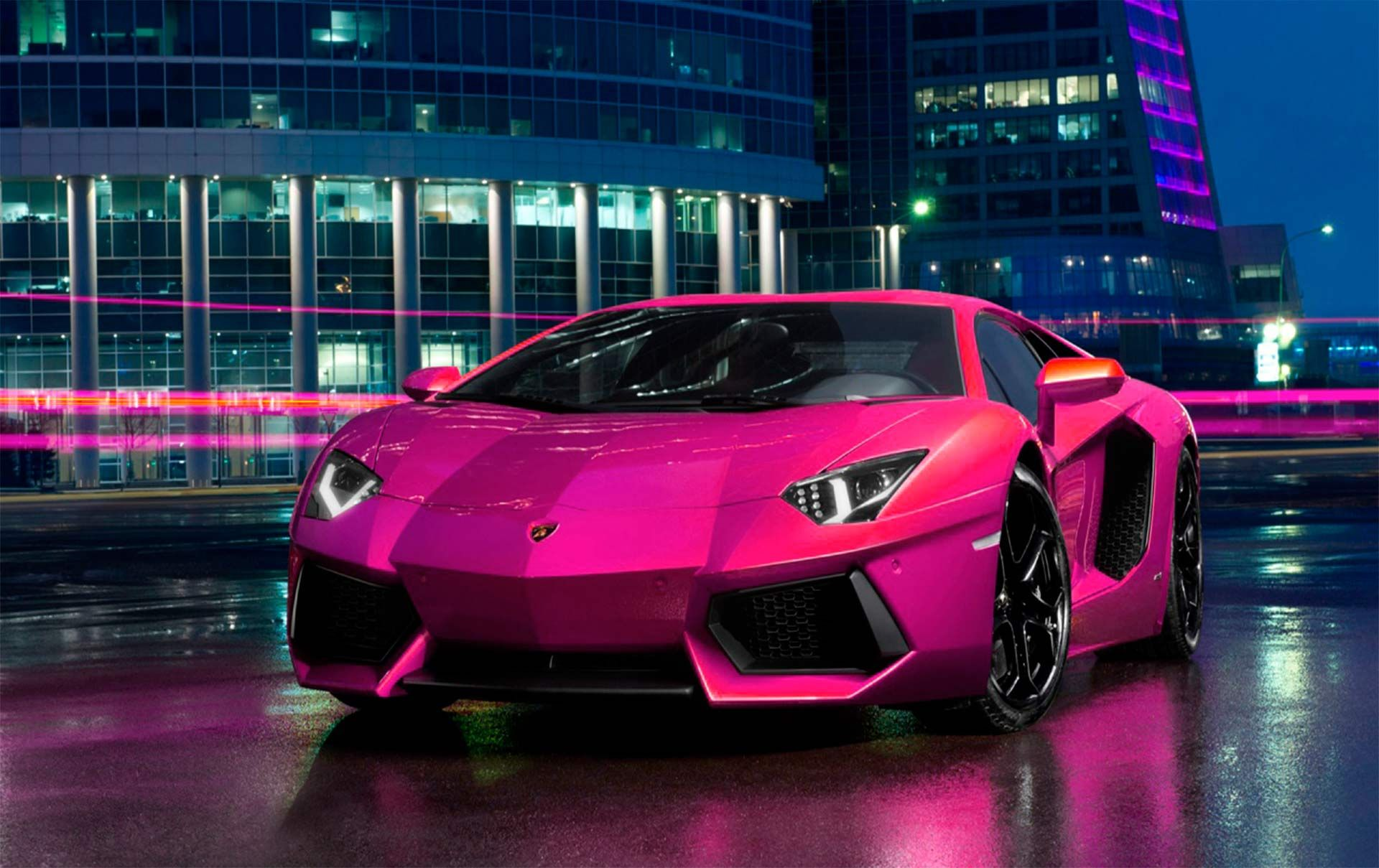 Fondo Pantalla Lamborghini Aventador Lp700 Super Car Racing