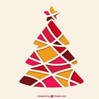 Dibujos De Navidad Creativos.Resumen Arbol De Navidad Vector Disenos Navidenos Dibujo