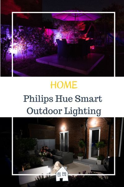 Philips Hue Smart Outdoor Lighting Review Top Bloggers