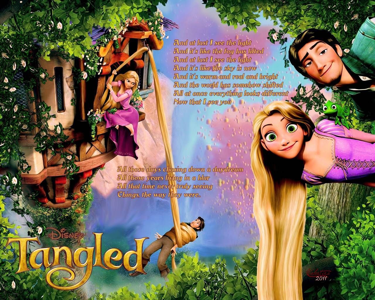 tangled movie wallpapers hd wallpapers | hd wallpapers | pinterest