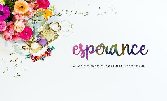 Esperance by OnTheSpotStudio on @Graphicsauthor