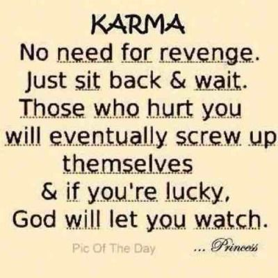 Karma Quotes Tumblr Places To Visit Pinterest Karma Quotes