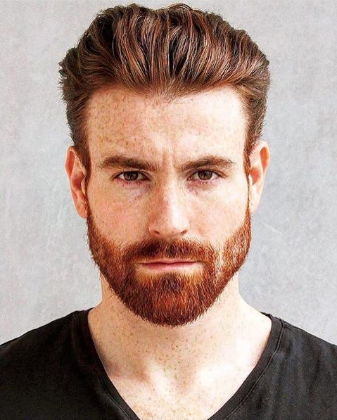 I Believe In Beards Ginger Hair Men Red Hair Men Hair And Beard Styles