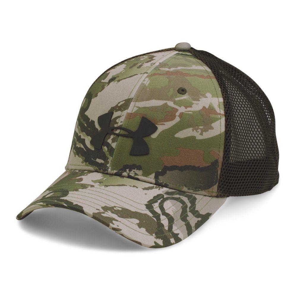 new product 8c2f9 22f94 Under Armour Men s Camo Mesh 2.0 Cap