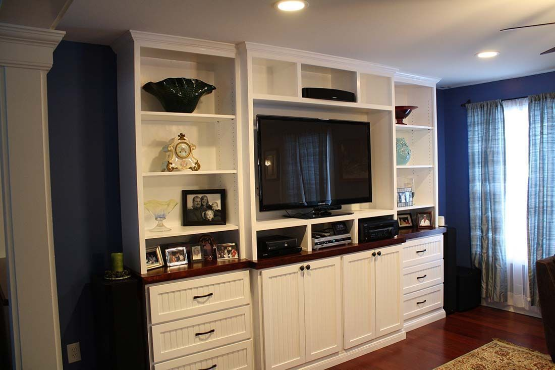 Best Diy Entertainment Center Design Ideas For Watch More