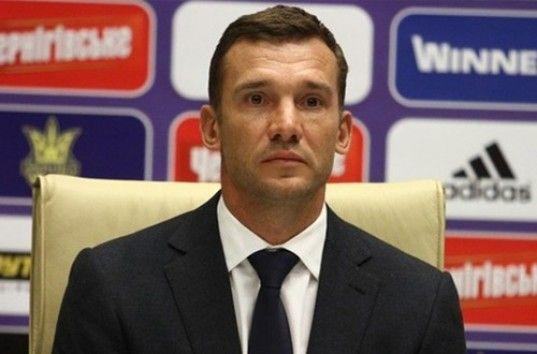 Андрей Шевченко станет новым главным тренером сборной Украины