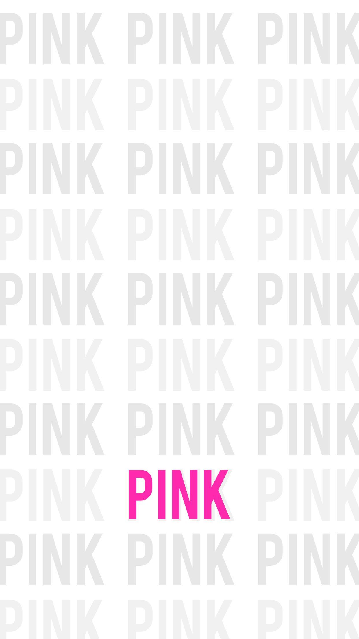 Tumblr iphone wallpaper victoria secret - Vs Victoria S Secret Pink Wallpaper Iphone Background