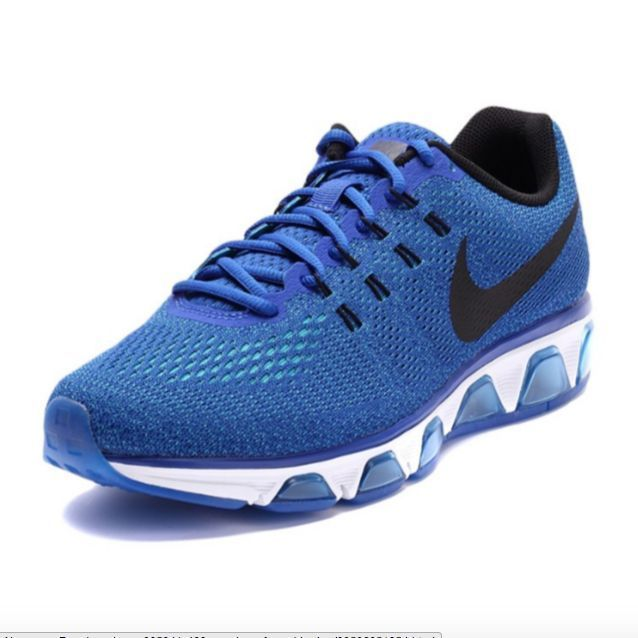 the best attitude 73847 d16ef NIB Men s Nike AIR MAX TAILWIND 8 Running Shoe 805941 400 Game Royal Black  Blue