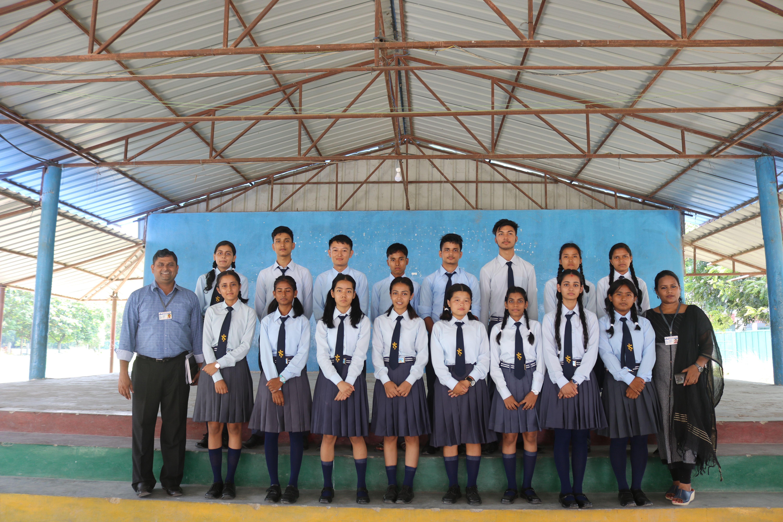 Hancie Wanem Phago | Nitesh Hamal | Sarthak Nepal | Biraj Pokrel