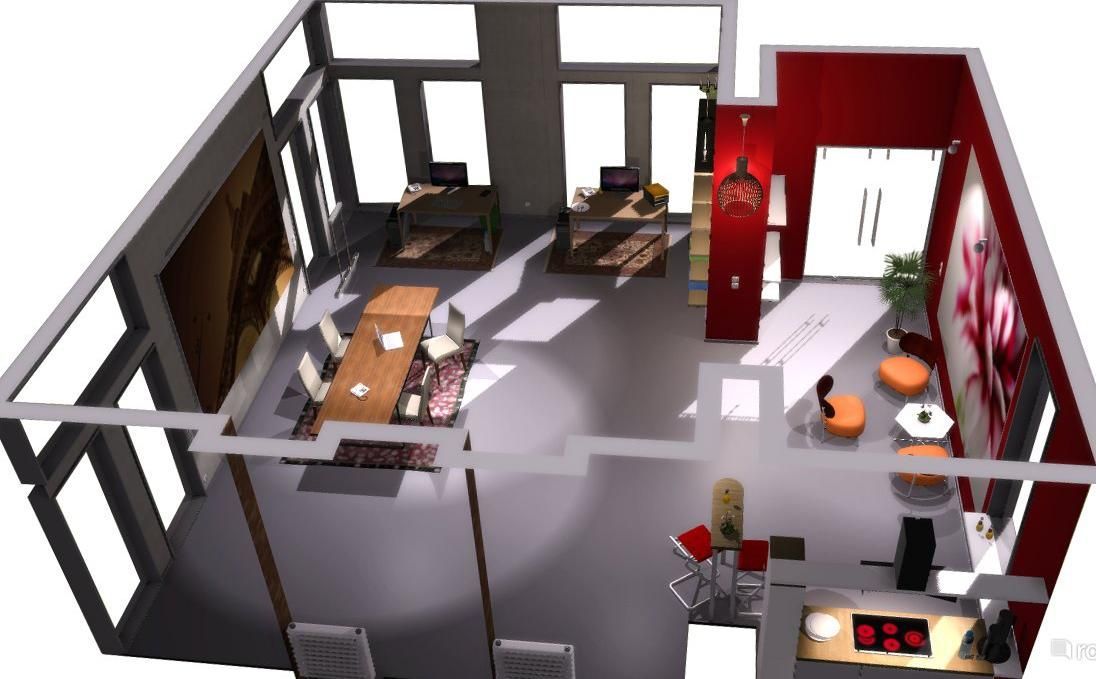Home Design, The Luxurious Modern And Grey Color Of The