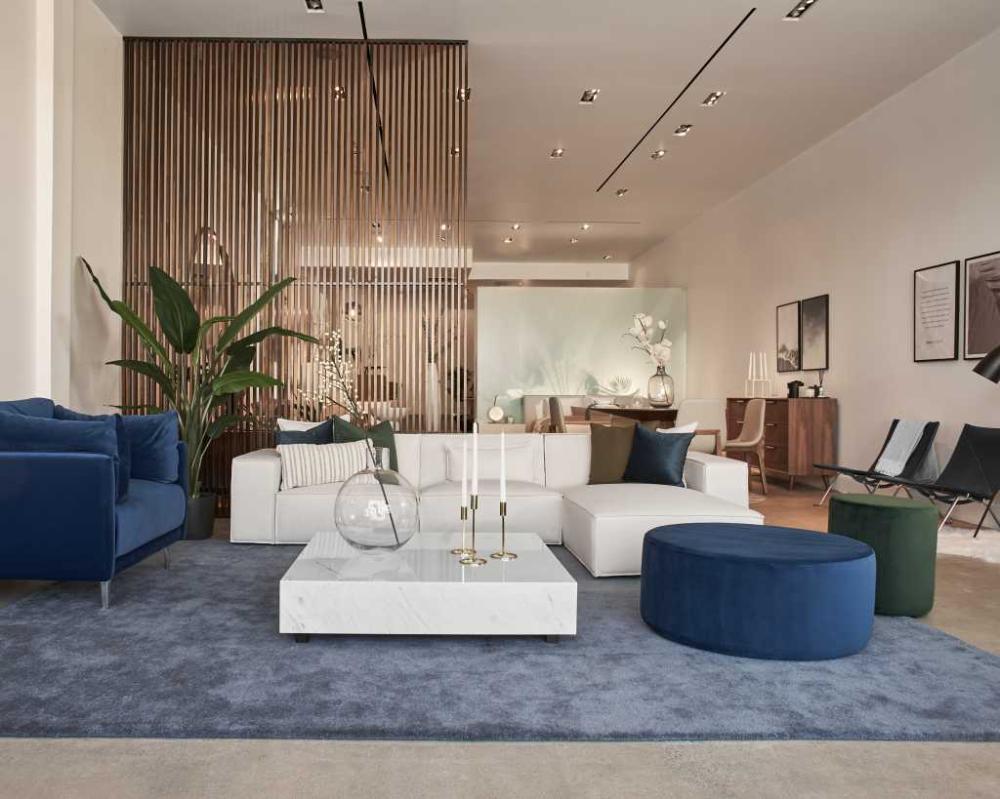 Nova Pouf Large Marble Coffee Table Luxury Living Room Mid Century Coffee Table [ 799 x 1000 Pixel ]
