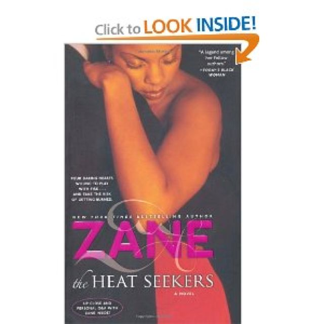 Before '50 Shades of Grey'...The Queen of Erotica Zane. I recommend these books to go along with Mr Grey's Escapade.